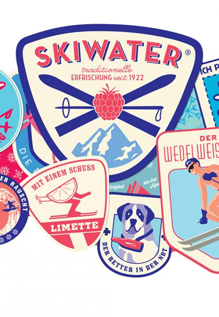 Skiwater